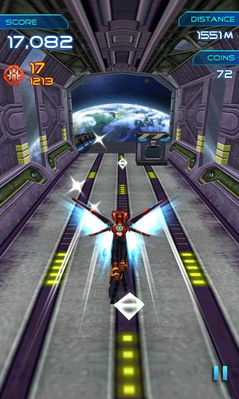 X-Runner- screenshot
