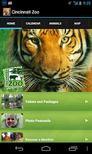 Cincinnati Zoo- screenshot thumbnail