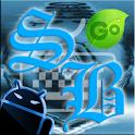 GOKeyboard SteelBlue – Free logo
