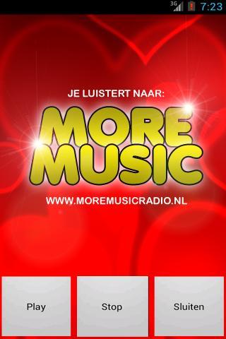 MoreMusicRadio.nl