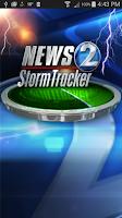 Screenshot of WKRN WX - Nashville weather