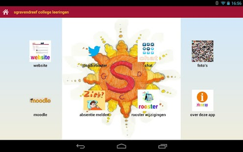 Sgdc leerlingen app beta- screenshot thumbnail