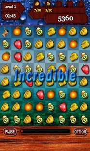 Swiped Fruits- screenshot thumbnail