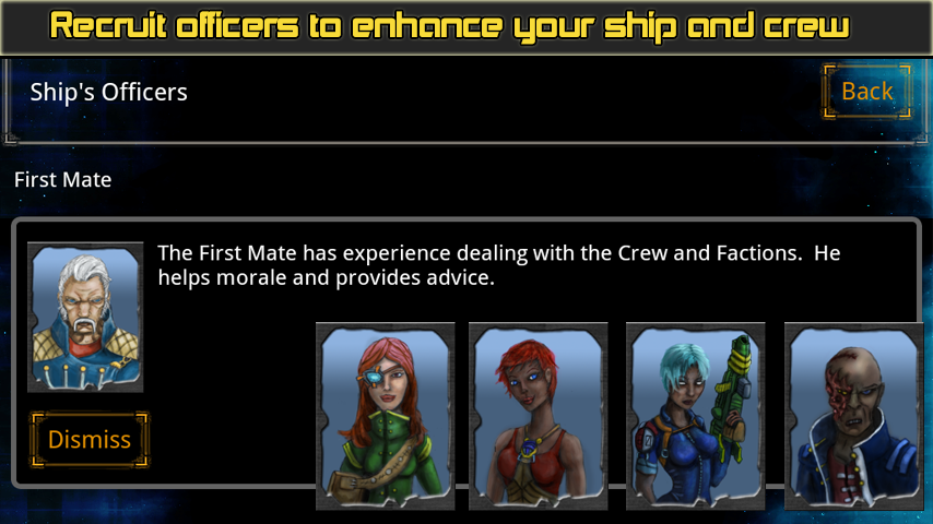 Star Traders RPG- screenshot