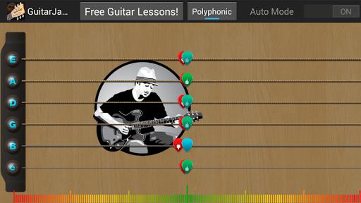 Guitar Jamz Polyphonic Tuner