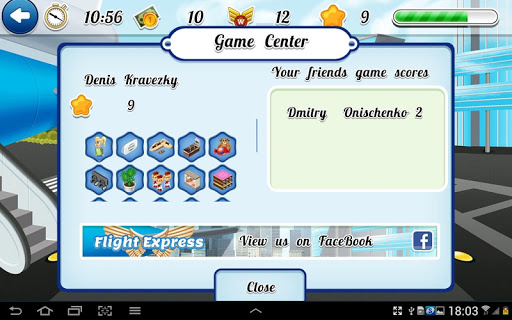 【免費休閒App】Flight Express Simulator Game-APP點子