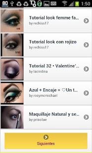 Dicas de Maquiagem - screenshot thumbnail