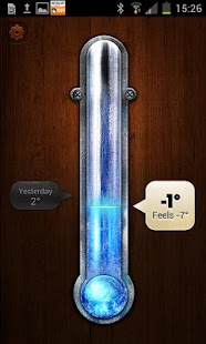 Thermo - pocket thermometer- screenshot thumbnail