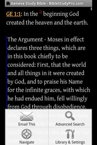 Mega Bible Commentaries- screenshot
