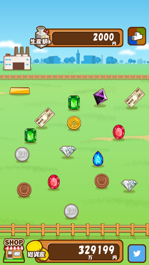 MoneyFarm- screenshot