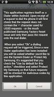 Screenshot of Protect My Samsung