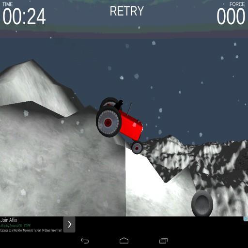 Hill Climb Tractor Racing 3D LOGO-APP點子