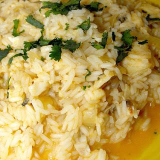 Fish Rice.
