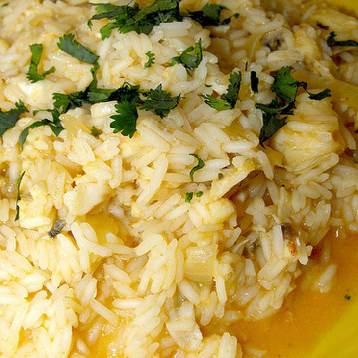Fish Rice Recipe