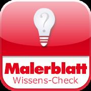 Malerblatt Wissens-Check