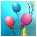 Birthday wishes quotes icon