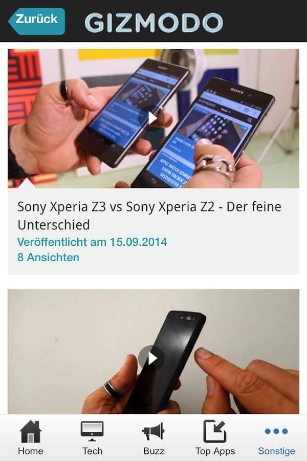 Gizmodo.de - screenshot