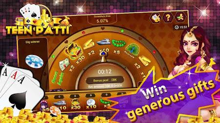 Teen Patti Gold Flush Poker 1.4.0 screenshot 1248103