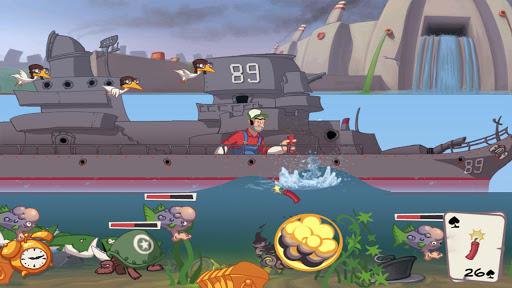 Super Dynamite Fishing Premium  screenshots 7