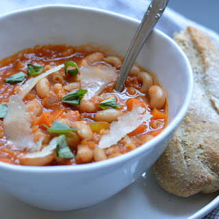 Pasta e Fagioli Soup
