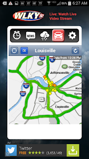 Alarm Clock WLKY Louisville - screenshot thumbnail