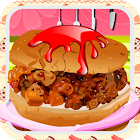 cooking turkey games icon