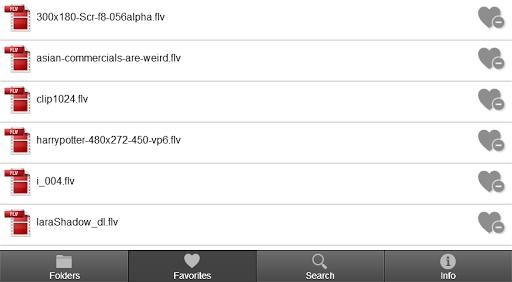 FLV HD MP4 Video Player 4.1.1 screenshots 2