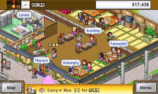 لعبة Cafeteria Nipponica v1.1.1 لجوالات الاندرويد
