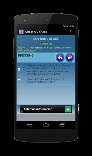 Katz Index of ADL