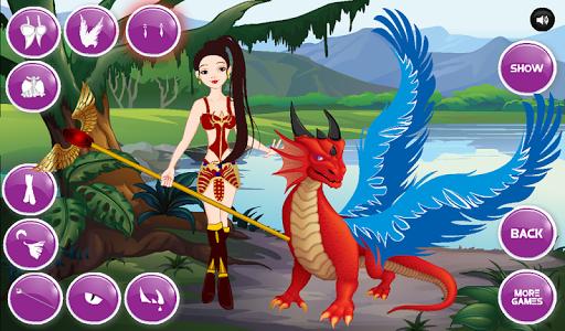 Dragon and the Princess Free