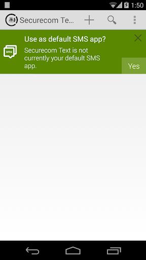 Securecom Text
