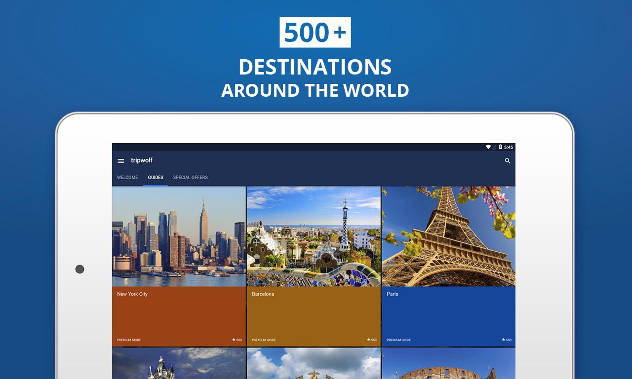 Brussels Premium Guide - screenshot