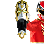Power Rangers MegaForce Scan