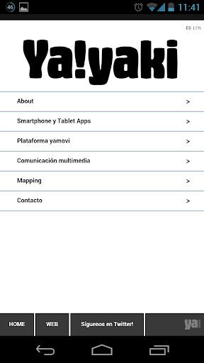 Ya yaki Smart Apps