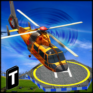 Helicopter Landing 3D for PC and MAC