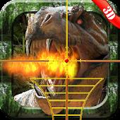 Dino Hunter Sniper Shooting 3D