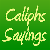 Sayings of Caliphs (Islam)