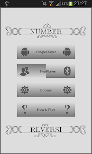 Number Reversi Game- screenshot thumbnail
