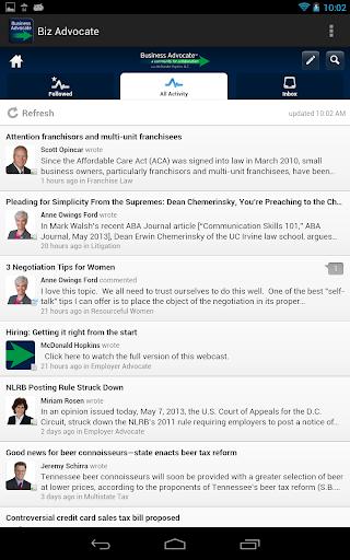 【免費商業App】Business Advocate-APP點子