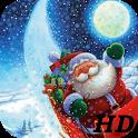 Santa Claus Live Wallpaper icon