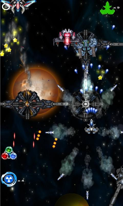 Alien Crusher HD - screenshot