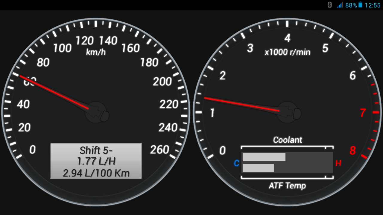 ELMScan Toyota- screenshot