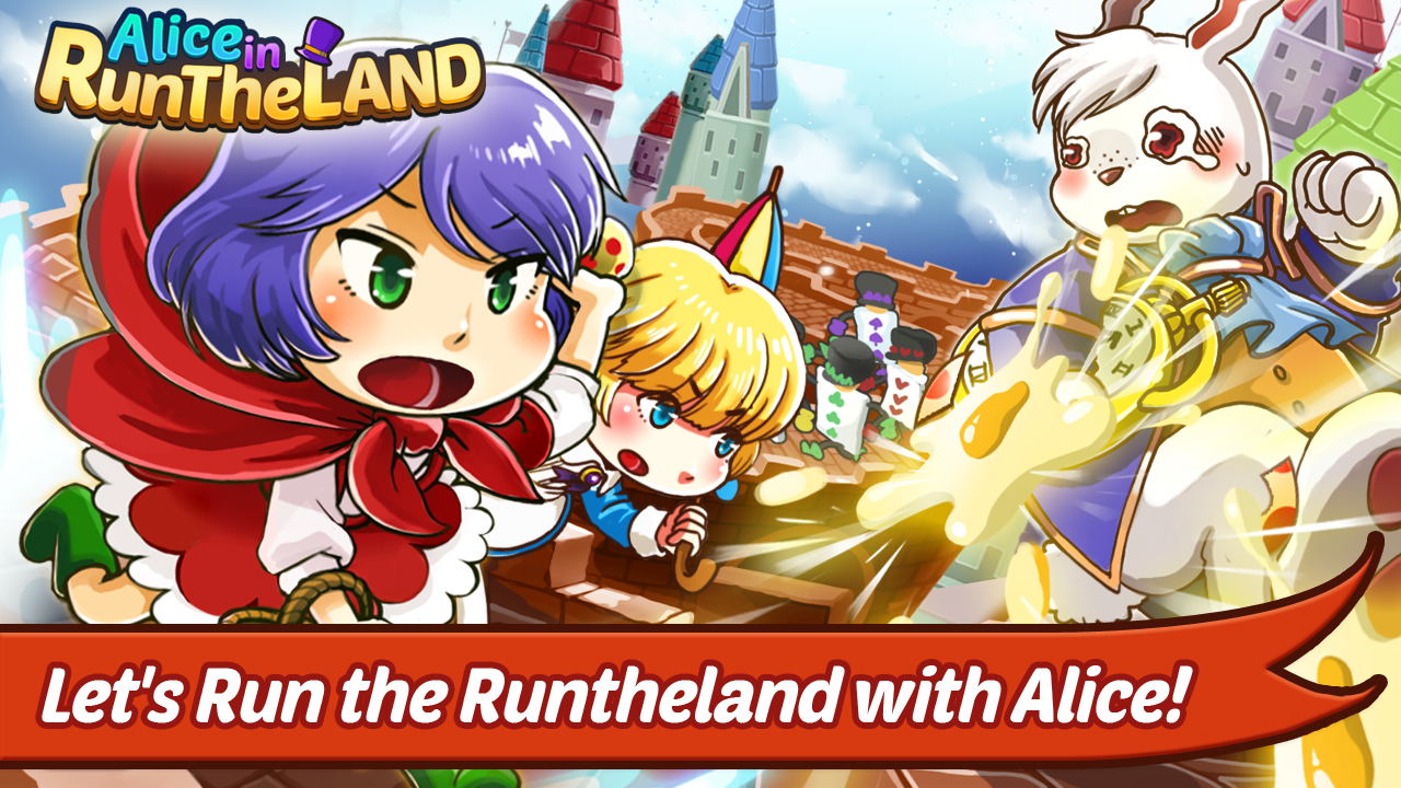 Alice In RuntheLand for Tango - screenshot