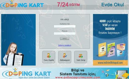 免費教育App|Akıllı Okul - Doping Kart|阿達玩APP