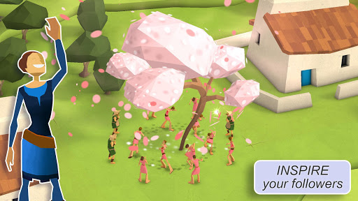 Godus for Android apk 3