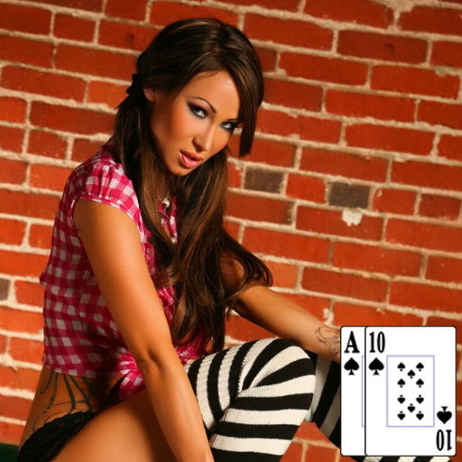 Strip Blackjack  Sandee West