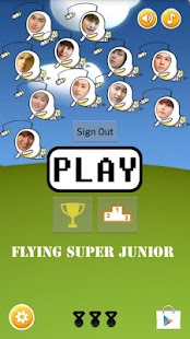 Flying Super Junior