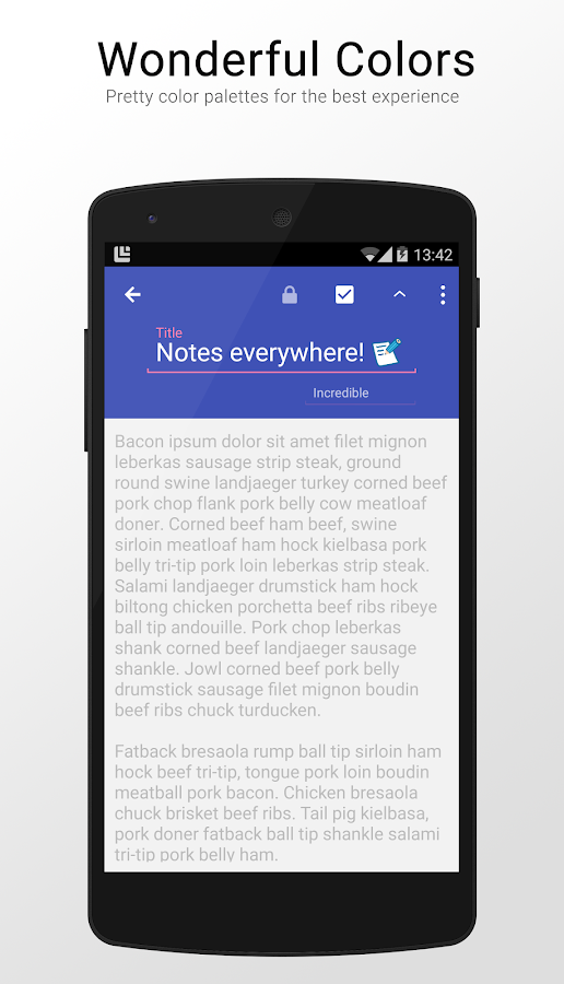 Notes (Beta)- screenshot
