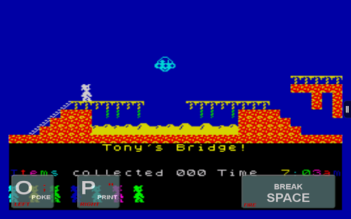 Willy's Great Adventure: ZX Sp- screenshot thumbnail