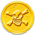 Greedy Pirates logo